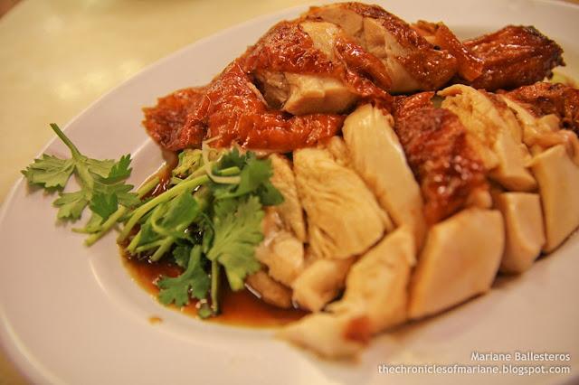 malacca food