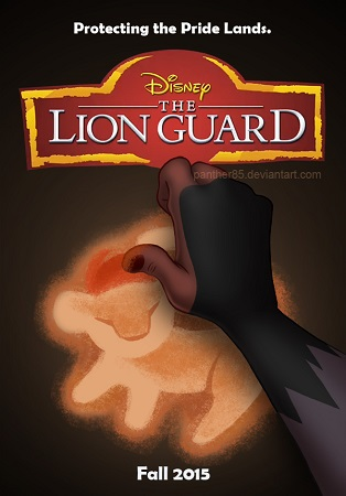 Poster Of The Lion Guard: Return of the Roar 2015 Dual Audio 200MB Web-DL 576p Free Download Watch Online