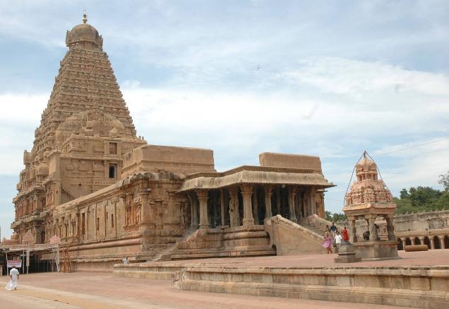 Brahadishwara Temple