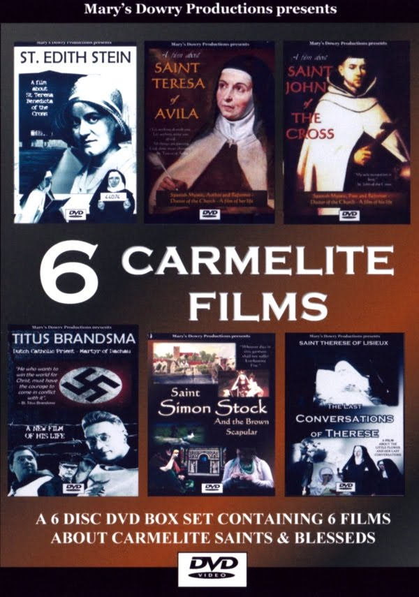 6 Carmelite Films DVD Box Set