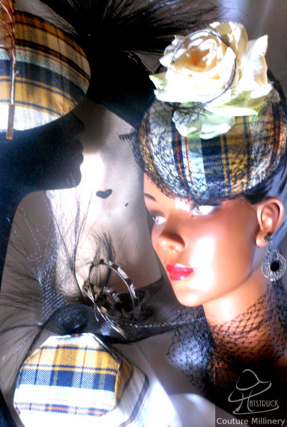 Hatstruck Couture Millinery: Oh No! Not Another Post on Millinery ...
