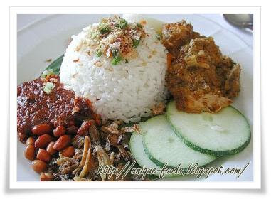 The famous Nasi Uduk comes from Betawi (West Java). Now not only in Betawi, but also in Sumatra, Kalimantan (Borneo), Padang has already consumed this food. Today, I'm going to show you how to cook nasi uduk/Uduk Rice from Betawi.