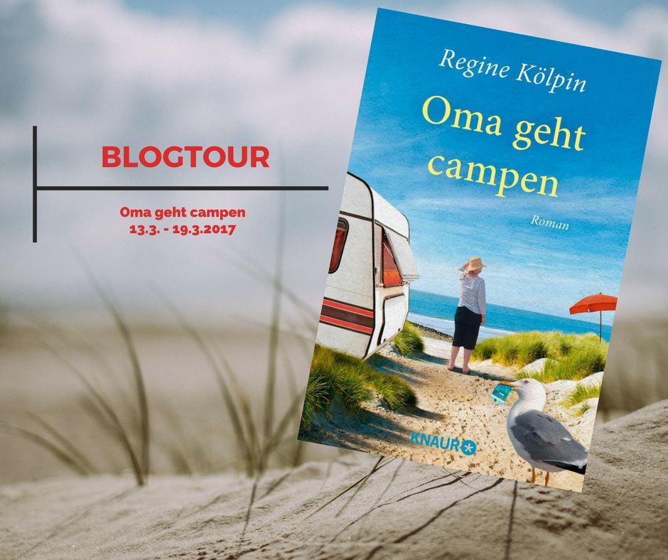 """Blogtour """"Oma geht campen"""""""