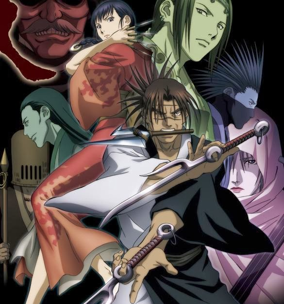 الانمي Blade of the Immortal , تقرير Blade of the Immortal  ,  مشاهده Blade of the Immortal - تحميل Blade of the Immortal ,  انمي Mugen no Juunin مترجمه , Mugen no Juunin علي الخليج