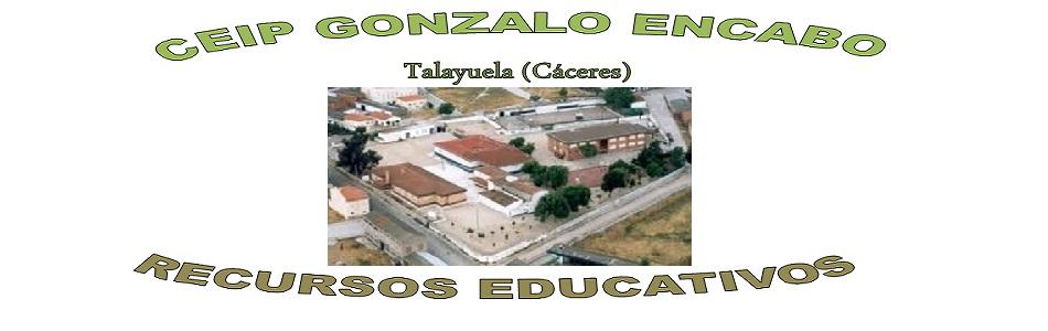 Recursos Educativos del CEIP Gonzalo Encabo
