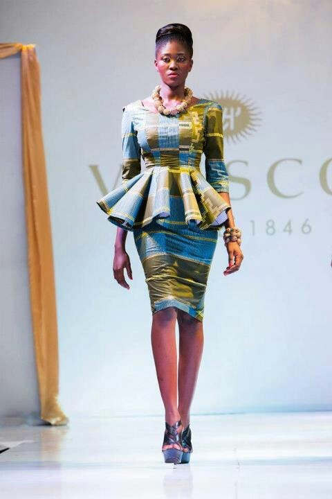 Chidinma Inspirations 20 Beautiful Ankara African Prints Styles Inspiration