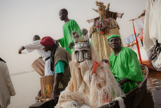 Safari Fusion blog | Photographer Anthony Pappone | Festival on the Niger, Segou Sahel, Mali