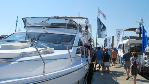 Boat Shows this weekend