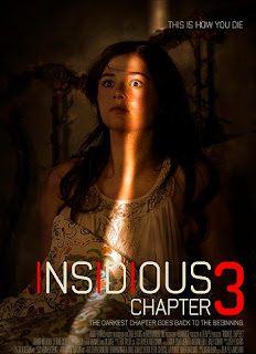 Insidious: Chapter 3 2015 film