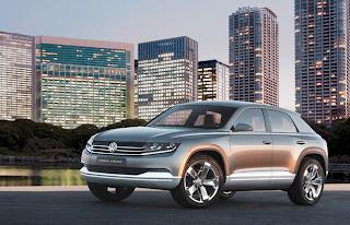 2012 Volkswagen Cross Coupe Concept