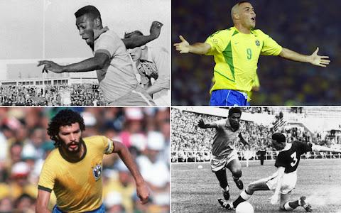 brasile 1000 partita campioni storia