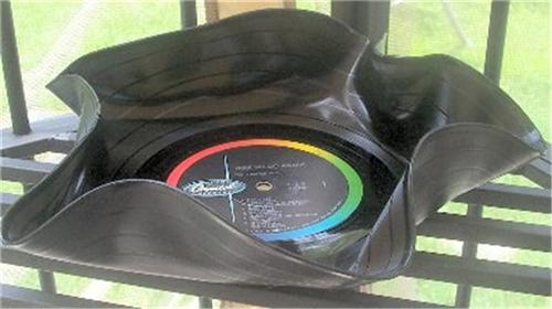 Sharlyn S Country Store Vintage 78 Records Hand Made Into