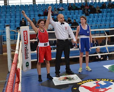 Mistrzostwa Kobiet w Boksie - Lublin 2013 r. , boks kobiet Zielona Góra, klub sportowy Zielona Góra, sporty walki Zielona Góra