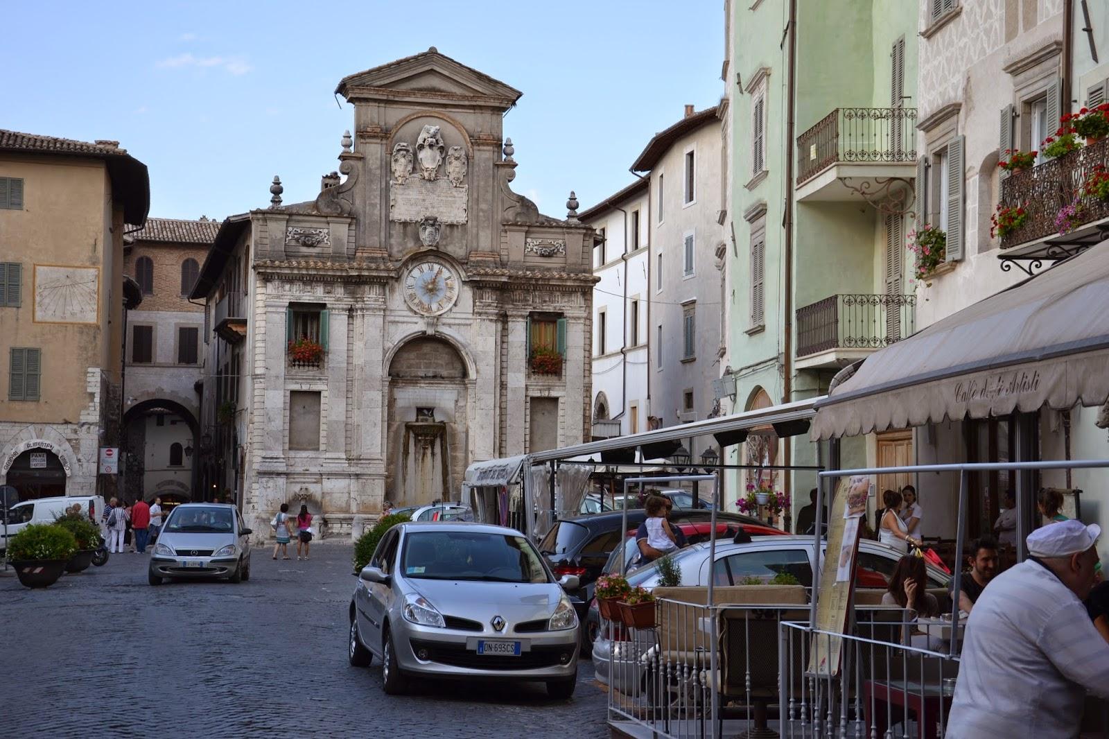 piazza spoleto