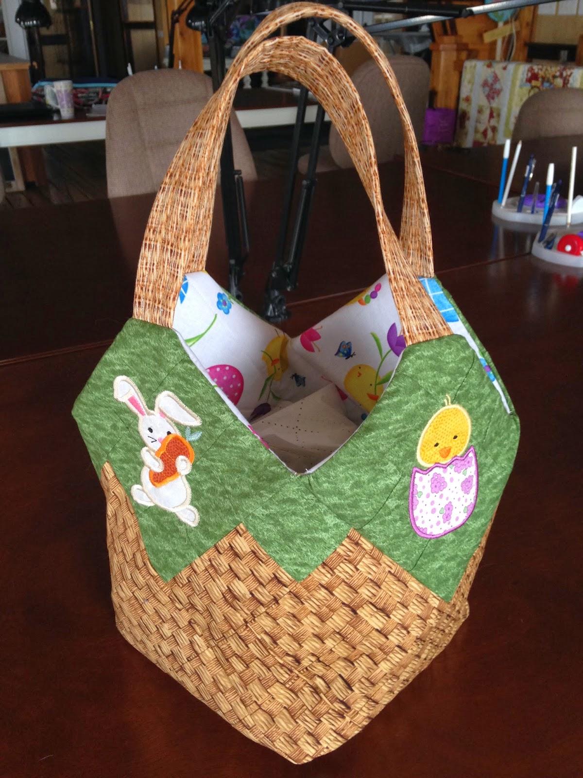 Easter Mondo Bag