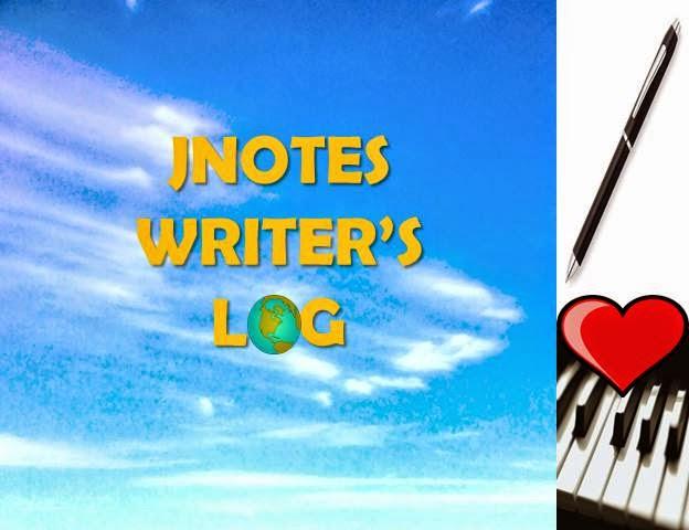 JNotes - Writer's Log