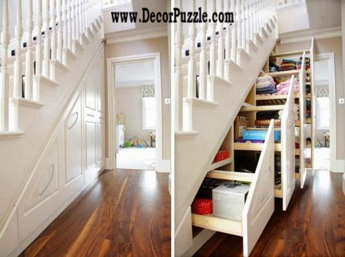 Innovative under stairs storage ideas and solutions, under stairs wardrobe