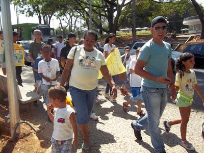 Blitz Missionária na Arquidiocese de Belo Horizonte/MG