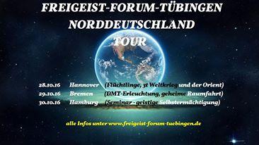 Norddeutschland Tour