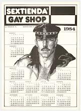 CALENDARIO 1984