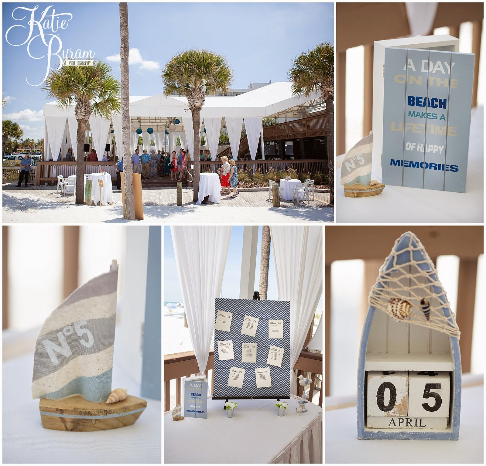 beach wedding, wedding centrepieces, beach wedding decorations, destination wedding, clearwater beach wedding, hilton clearwater beach wedding, katie byram photography, florida wedding