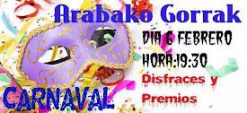 FIESTA DE CARNAVAL // 6 DE FEBRERO