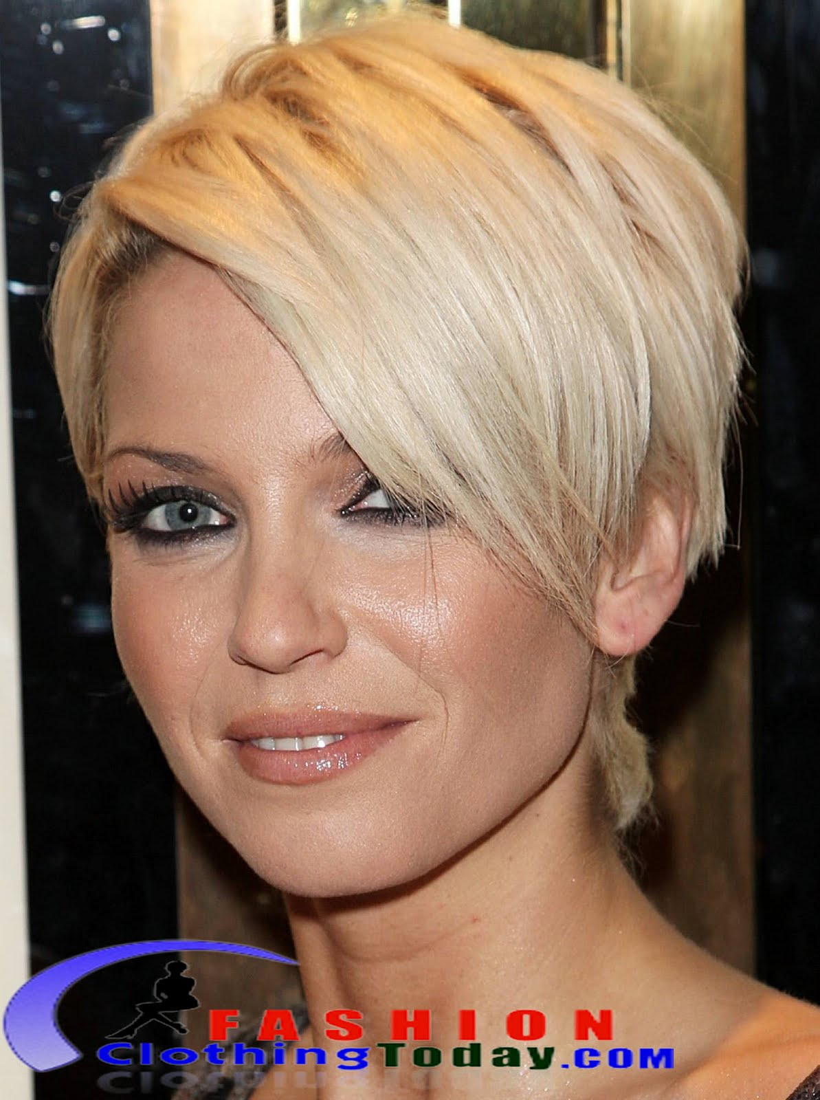 Cool Short Edgy Hairstyle Wallpaper Global Hairstyles