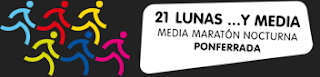 21 lunas y media ponferrada www.mediamaratonleon.com