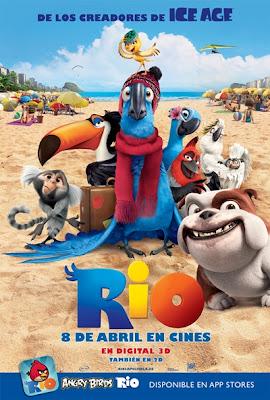 rio 8764 Rio (2011) Español Latino DVDRip