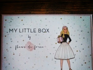 Beauty: My Little Box December 2014