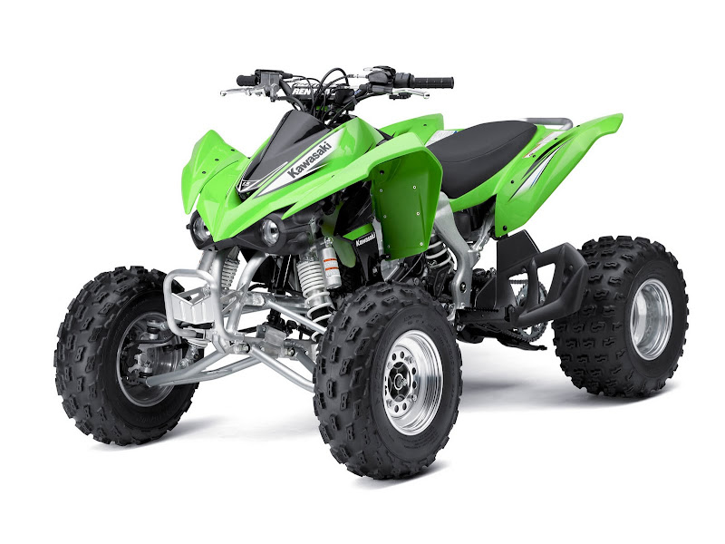 2011 Kawasaki KFX450R USA Editions
