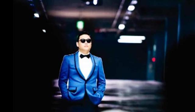 Gentleman - Ouça a nova música do Psy!