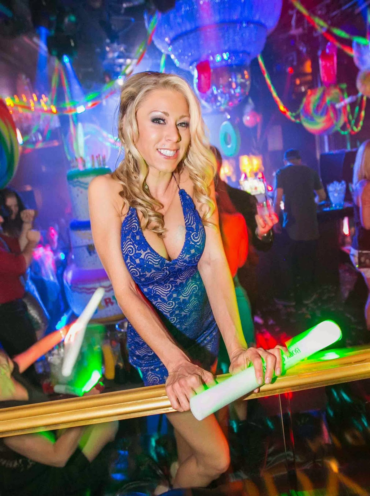 Katie Morgan Celebrates A Las Vegas Birthday