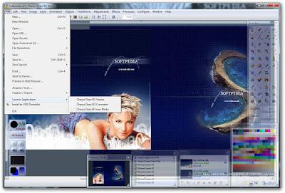 Image Editing Tools Suite