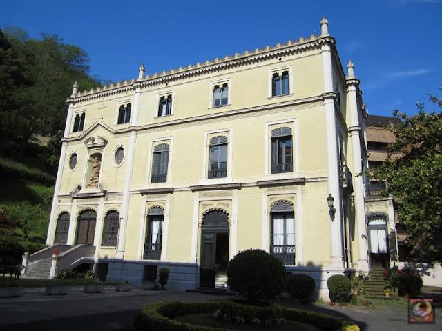 Las casas de la Cava y la beata Rafaela Ybarra en Bilbao
