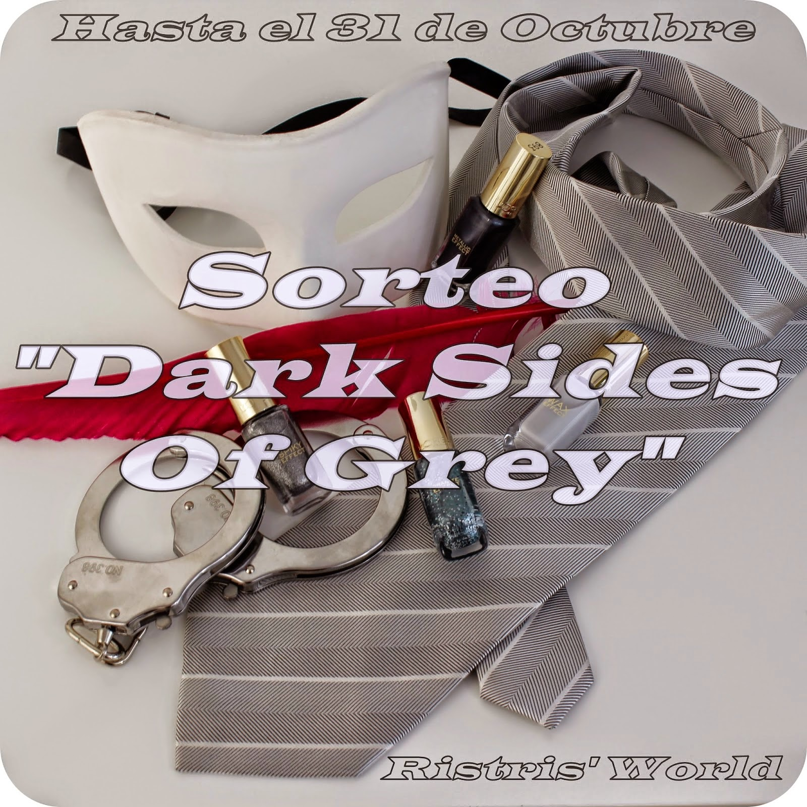 Sorteo DArk side of Grey