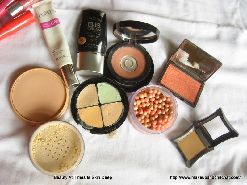 Face Makeup favorites of September