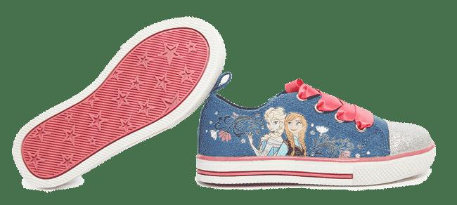 Primark online: zapatillas para niñas de Elsa Frozen