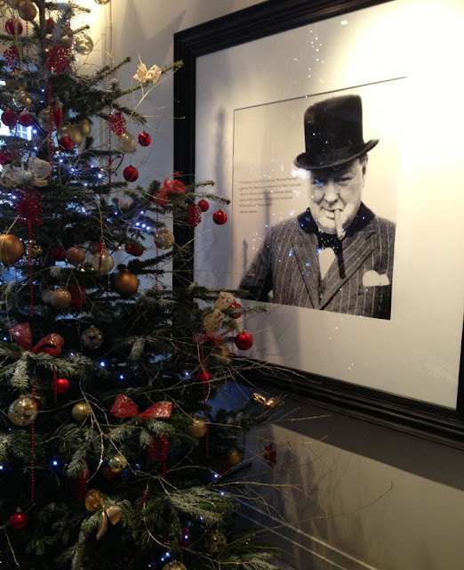 Winston Churchill Christmas