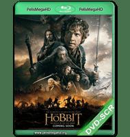 EL HOBBIT: LA BATALLA DE LOS CINCO EJÉRCITOS (2014) DVDSCR HQ MKV INGLES SUBTITULADO