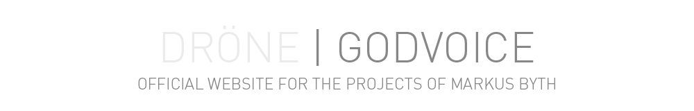 DRÖNE | GODVOICE