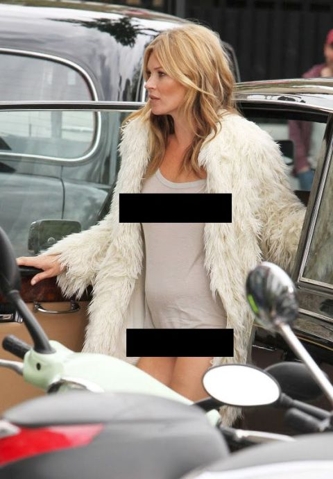 kate moss wardrobe malfunction