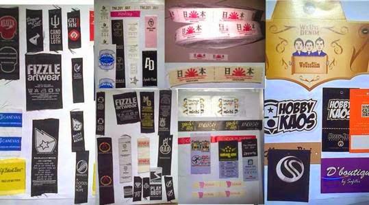 nyari jasa pembuatan label dan hang tag jakarta
