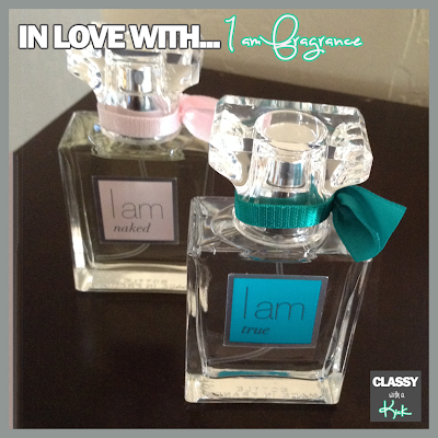 Classy with a Kick: I am Fragrance Review