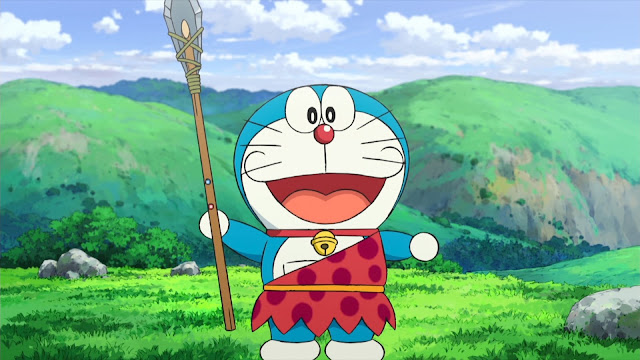 Doraemon the Movie Nobita and the Birth of Japan 2016