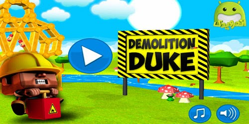 Demolition Duke [ of gold and unlimited money ] v19 Apk Android Download