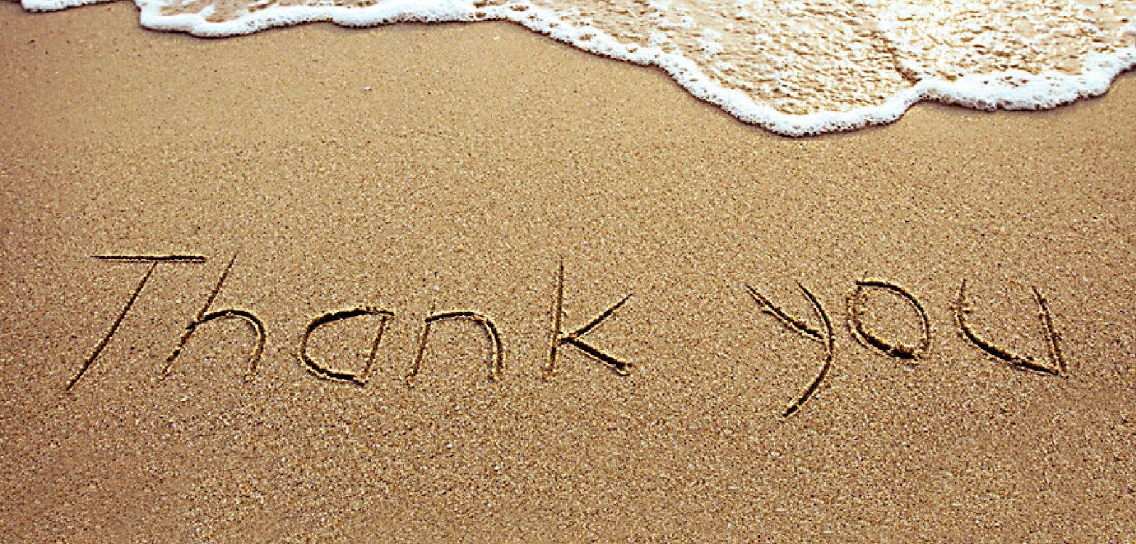 very Beautiful Thank You Pictures Beach HD Photo