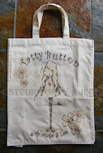 PRINTED COTTON SHOPPER BAGS