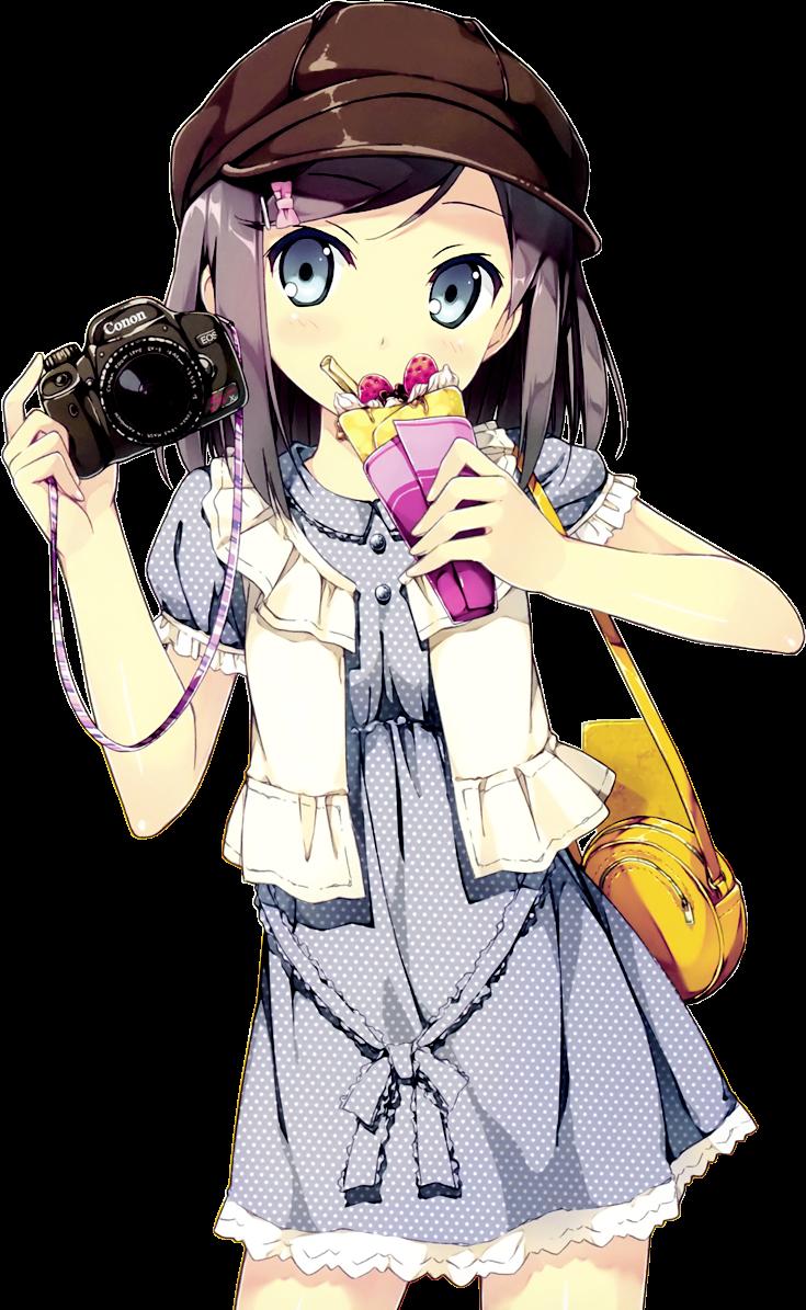 Strawberry & Lemon: Renders Anime II