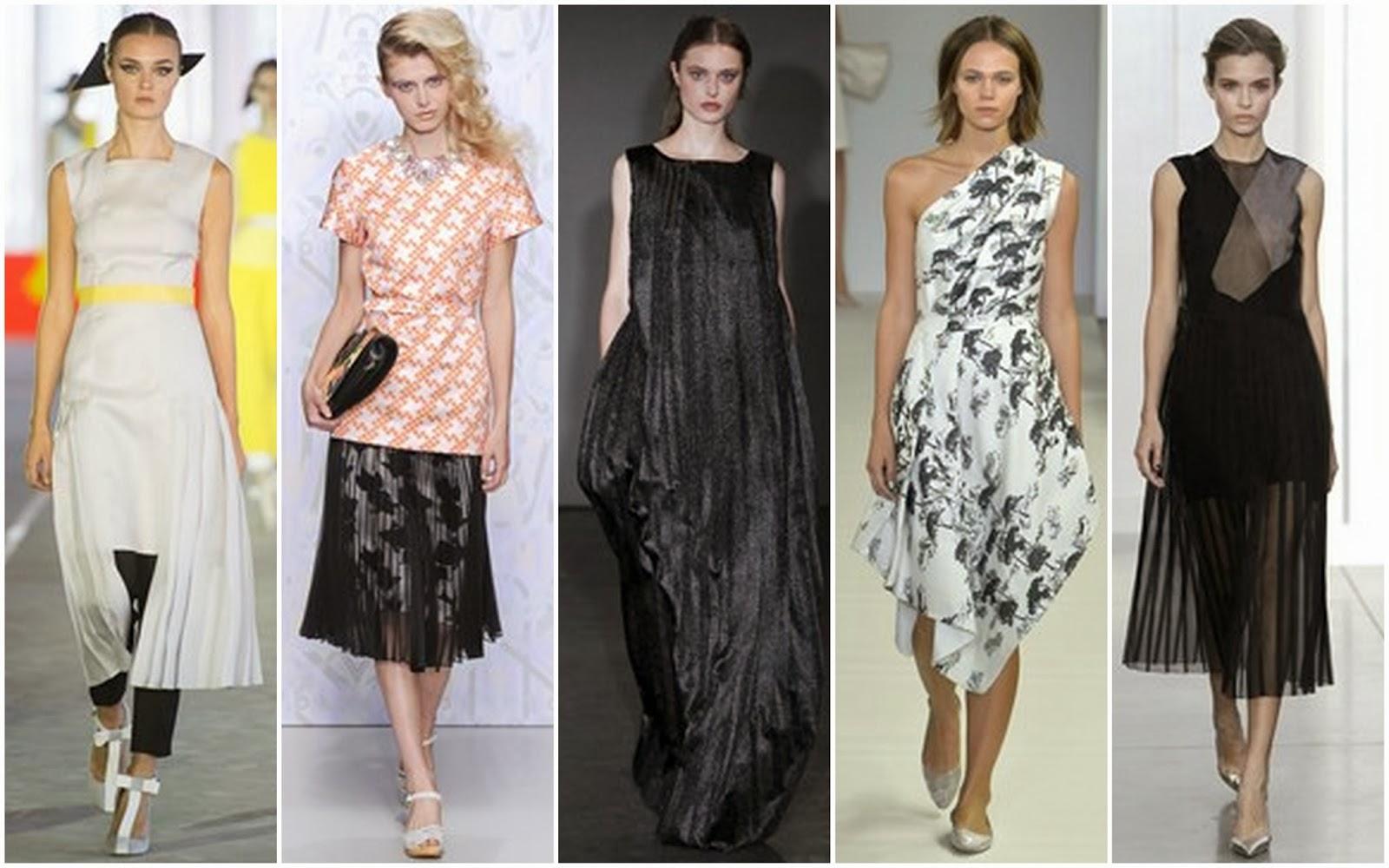 Beautifully Fierce!: New York Fashion Week Spring 2014